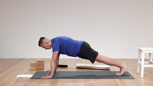 Video thumbnail for: Functional movement flow - upper body