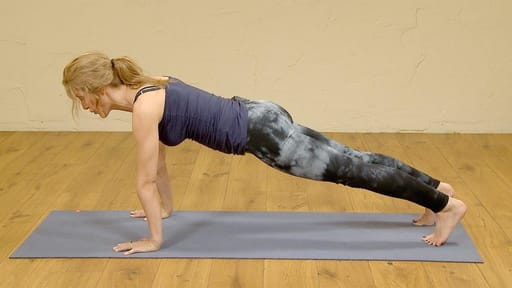 Video thumbnail for: Using Core in Plank Pose