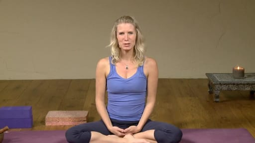 Video thumbnail for: Yin Yoga for the liver and gallbladder