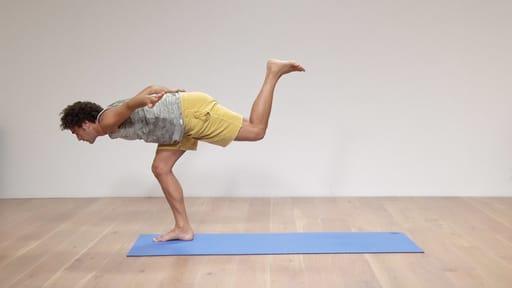 Video thumbnail for: Anukalana-inspired, fluid movement