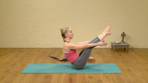 Video thumbnail for: Class 4: Ashtanga Yoga Beginners, Primary Series to Navasana