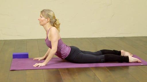 Video thumbnail for: Vinyasa Flow Yoga for beginners, part 5 (full class)