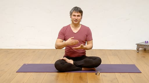 Video thumbnail for: Mindful yoga Introduction