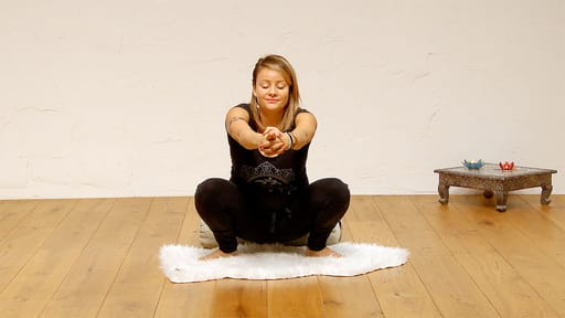 Video thumbnail for: Get comfortable in your own skin - practice for the first chakra
