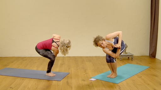 Video thumbnail for: Power Yoga Challenge - class 5