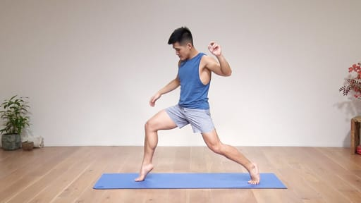 Video thumbnail for: Moving meditation - Lower body