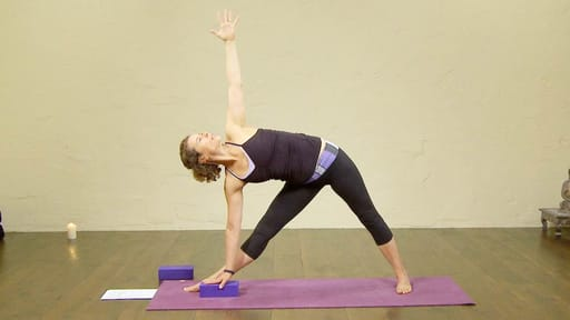 Video thumbnail for: Anusara Yoga for beginners, Class 2