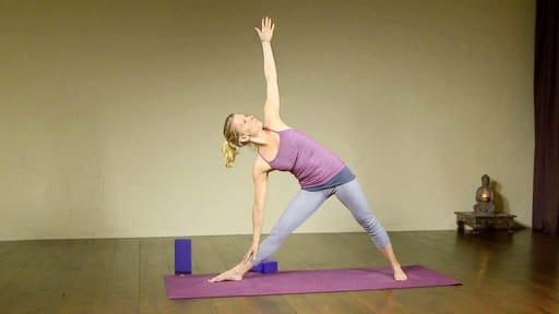 Video thumbnail for: Vinyasa Flow Yoga for beginners, part 3