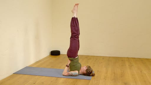 Video thumbnail for: Yoga for Women, PMS practice