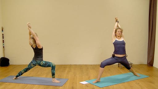 Video thumbnail for: Power Yoga Challenge - class 7