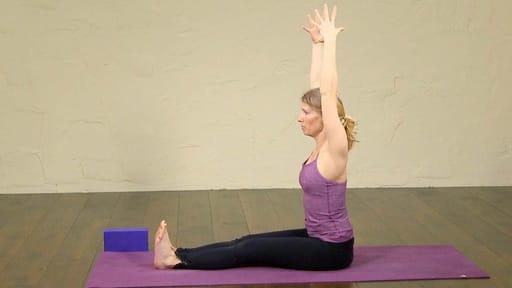 Video thumbnail for: Vinyasa Flow Yoga for beginners, part 4