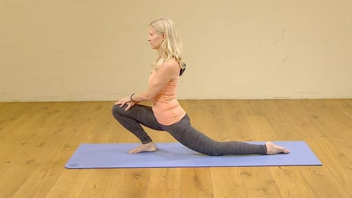 Video thumbnail for: Open your hips yoga