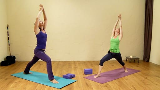 Video thumbnail for: Standing poses class 3