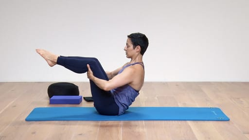 Video thumbnail for: Pilates Fundamentals in motion
