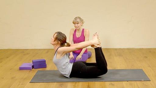Video thumbnail for: Class 3: Detox yoga, ready to go