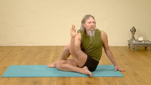 Video thumbnail for: Yoga for a healthy digestive system