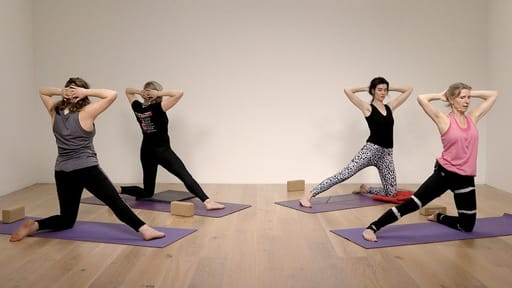 Video thumbnail for: Balancing practice - active mobility