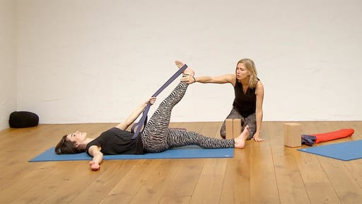 Video thumbnail for: Flexible hips and hamstrings