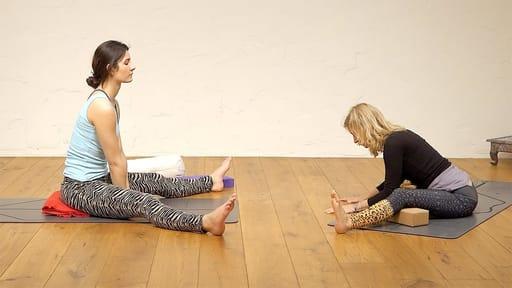 Video thumbnail for: Yin yoga for beginners