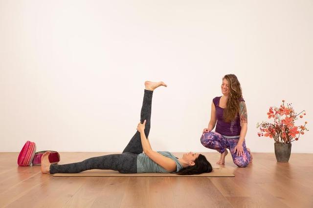 Thumbnail for playlist: Yoga with Irina