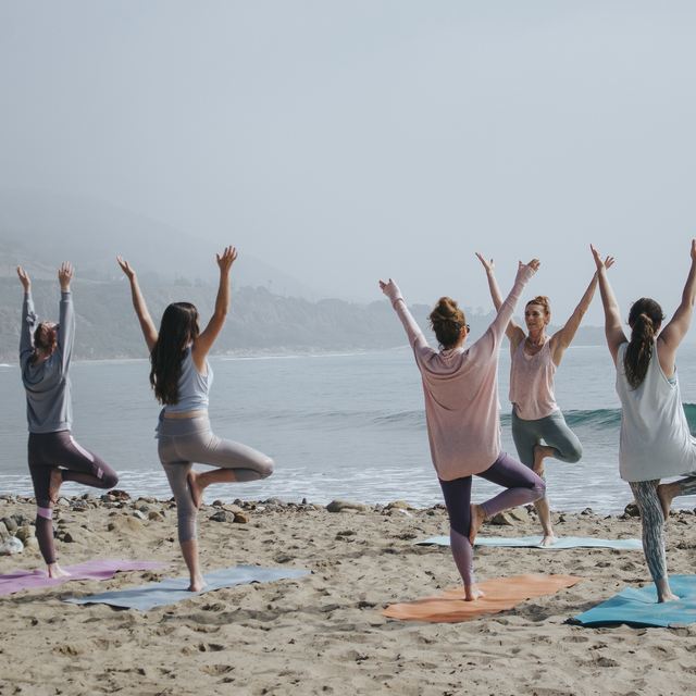 Thumbnail for playlist: Yoga with teenagers