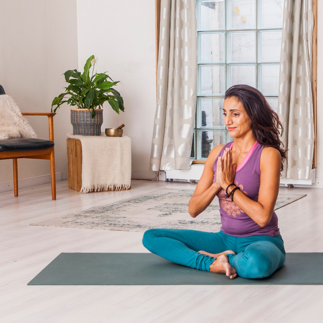 Thumbnail for playlist: Yoga for healthcare workers & caregivers