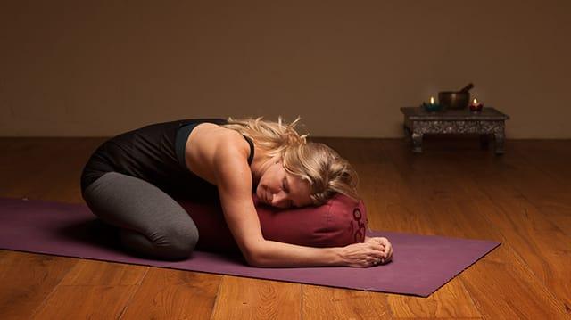 Thumbnail for program: Yoga for Better Sleep