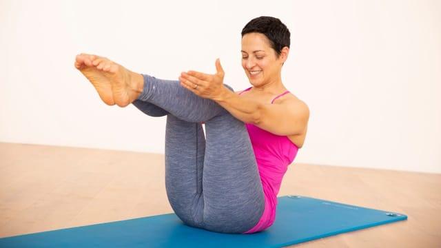 Thumbnail for program: Pilates 101