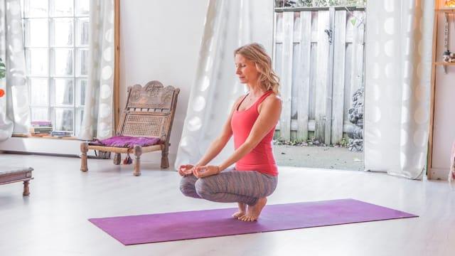 Thumbnail for program: Day Yoga Retreat with Esther Ekhart