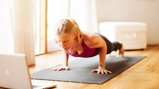Thumbnail for program: 21 Mornings with Yoga - Season 2