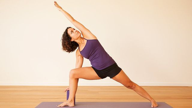 Thumbnail for program: Iyengar Yoga for Beginners
