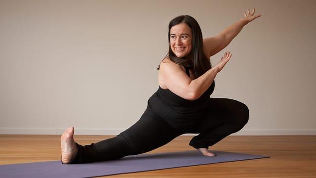 Thumbnail for program: The Yoga Warrior