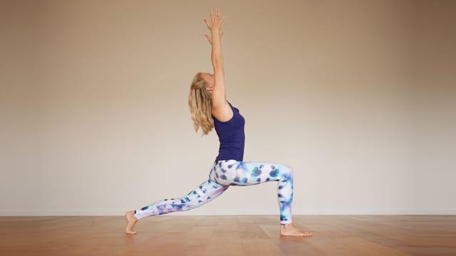 Thumbnail for program: Vinyasa Flow Yoga for Beginners
