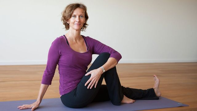 Thumbnail for program: Yoga for Back Health