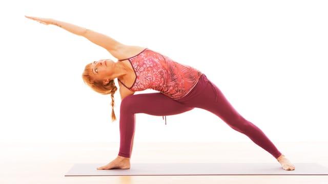 Thumbnail for program: Ashtanga Vinyasa Yoga for Beginners