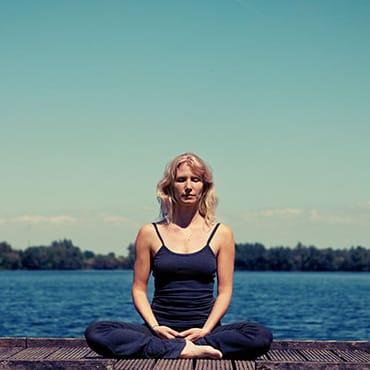yoga nidra  relaxation  ekhart yoga