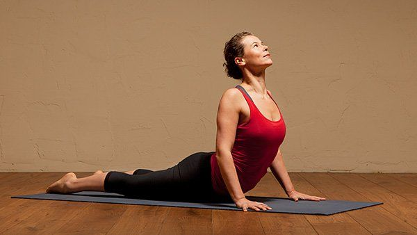 Thumbnail for program: Anusara Yoga for Beginners