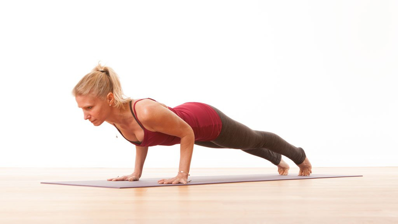 Thumbnail for program: Yoga Willpower Workout