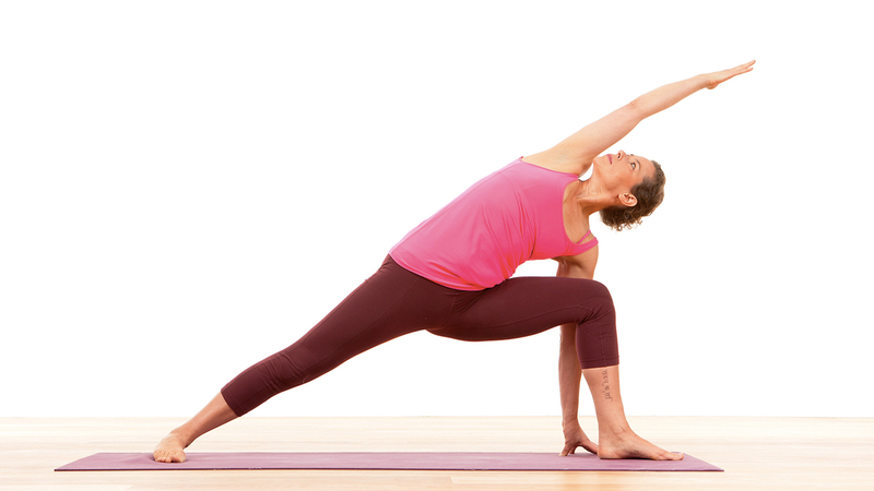 Thumbnail for program: Yoga for Beginners: Get strong, get long
