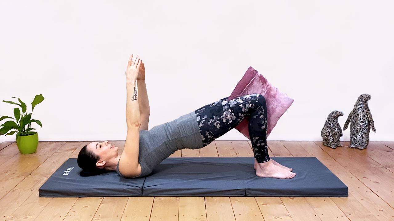 Pilates - pelvic floor focus