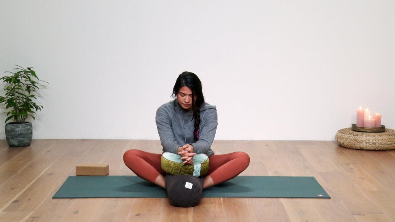 Yin yoga for open hips