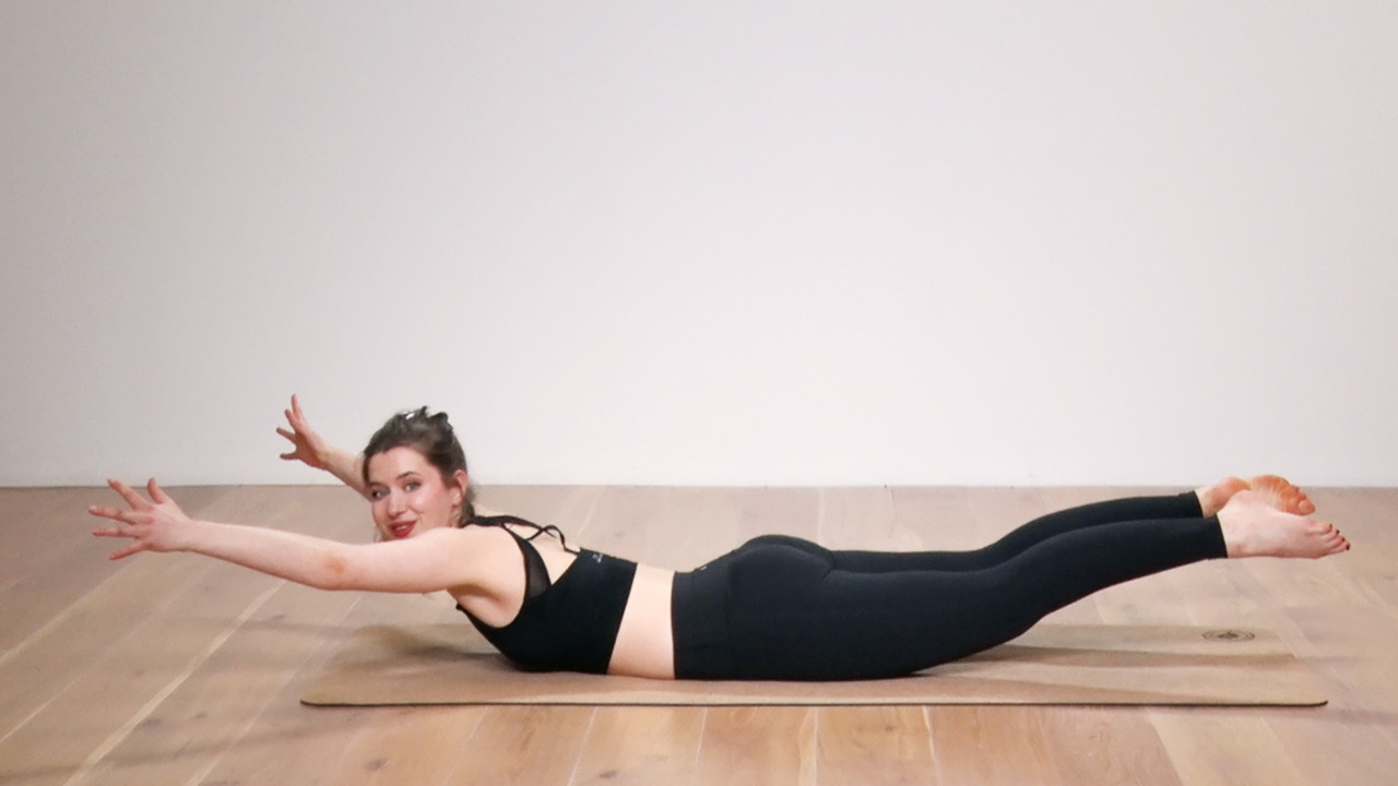 Office body rehab: back and core