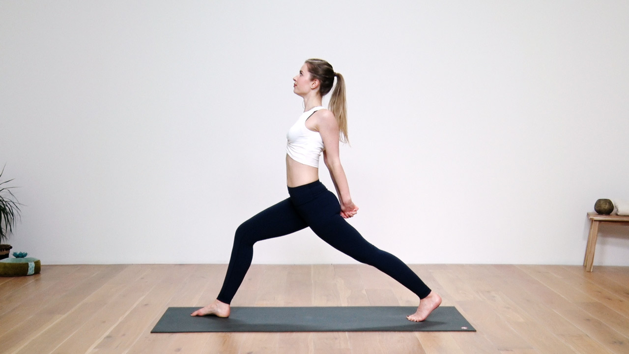 Your yoga 'apple a day'