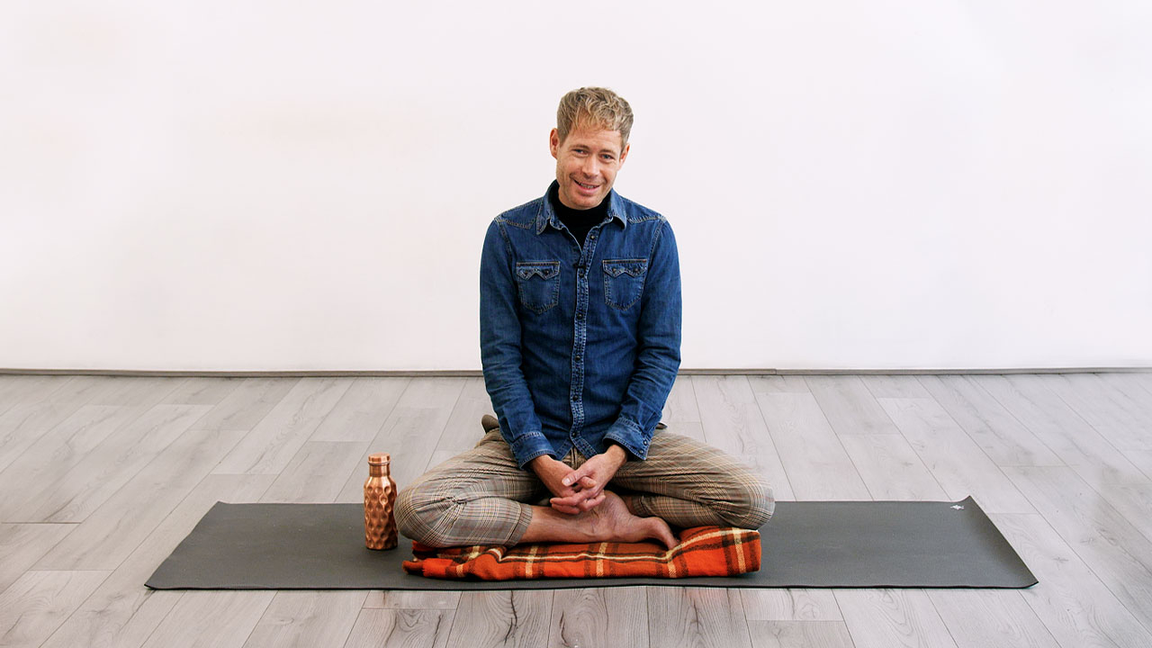 Yoga Nidra talk: Chakras don't have to be mysterious!