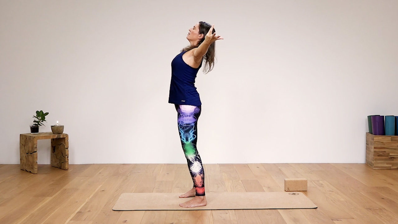 Immune boosting Qi Gong sequence
