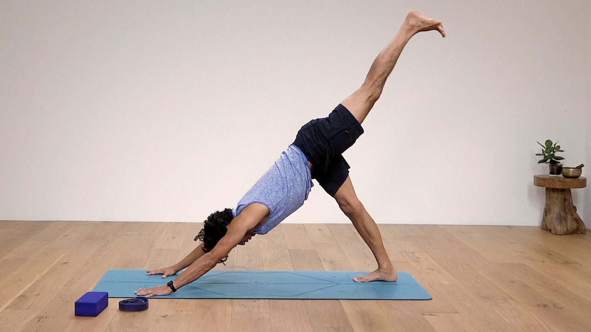 Connect to the bigger picture - side body opening and backbends