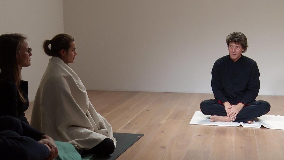 How to establish a meditation practice
