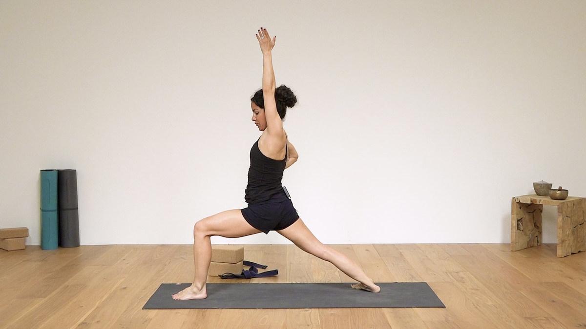 50-Minutes Basic Yoga Flow For Beginner Based On Easy