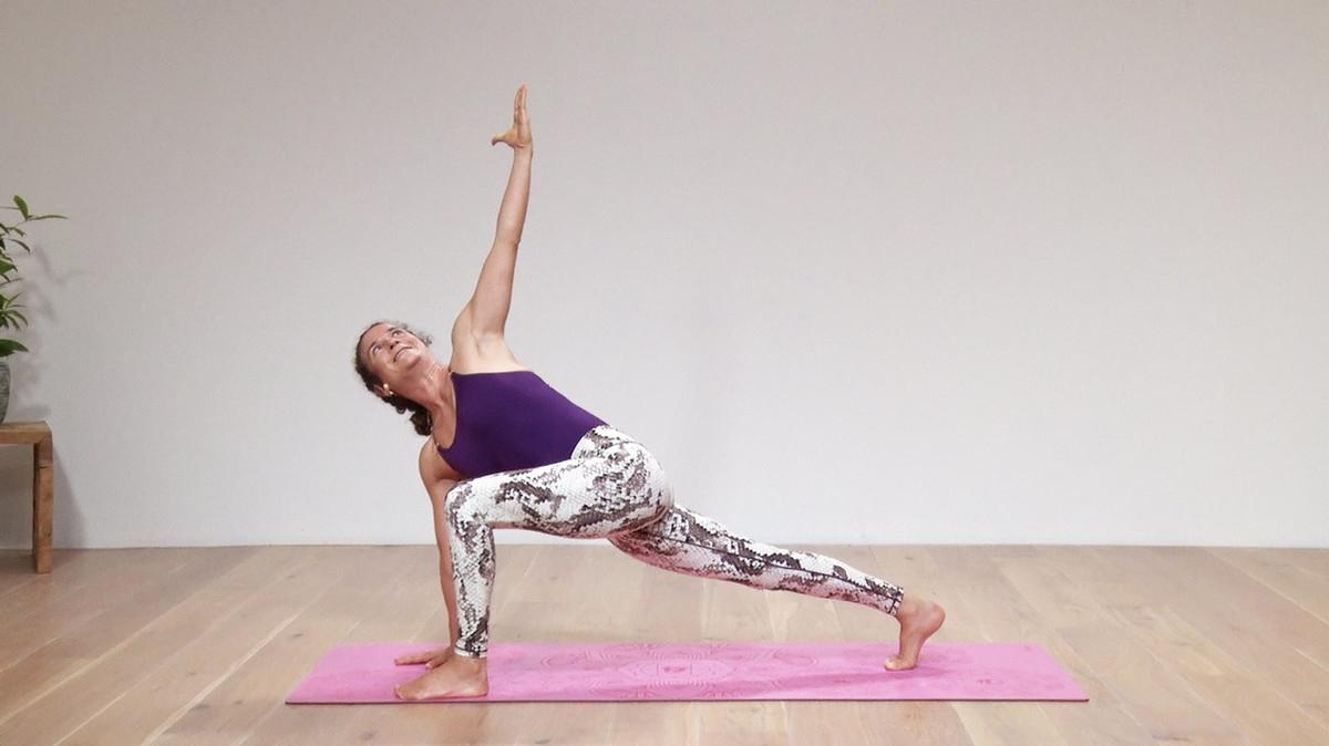 Strength meets balance - Budokon-inspired flow