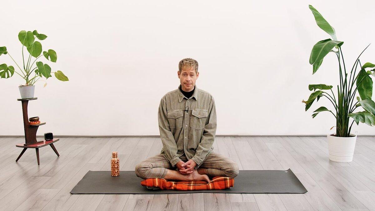 A pause that restores - Micro Yoga Nidra